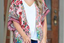 Summer Kimonos