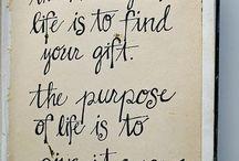 Purposeful Words