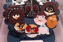Party ideas- Star Wars Angry Birds