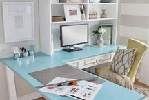 Home Office / by Kim Mitchell