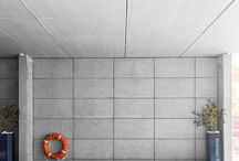 przystan hotel & spa / olsztyn / concreate, concrete, architecture, design, interior, beton, grey, modern, minimal, hotel, przystan, olsztyn, poland