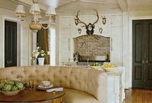 Favorite Spaces / My Inspirational Rooms