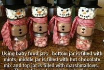 Baby Jar Crafts