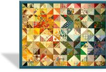 Christian Quilt Guild / A safe place for Christian Quilters to share, show-and-tell, create and glorify the Lord we serve.