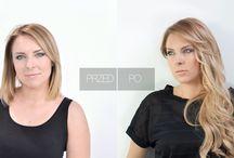 Click on / Teraz przedłużanie i zagęszczanie włosów poza salonem jest możliwe! Przedłużanie technologią CLIX pozwala na krótkotrwałe i wielokrotne zmiany wizerunku. Nic trudnego, wystarczy za pomocą specjalnych spinek doczepić treski do własnych włosów i gotowe! Kliknij to!   Kategoria: Przedłużanie włosów Technika: Przedłużanie włosów na klipsy Edukator: Danuta Gonera Stylistka: Sylwia Dudzińska