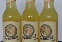 Orangenlimonade naturtrüb von Proviant