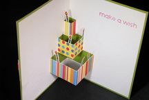 Birthday Card Itself Tinker Pop-up Or Pop-up Card With Instructions