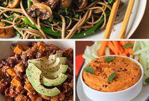Vegan Pre/Post Workout Meals