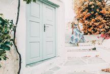 Eternal spring in Greece