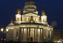 Russian province / Photos of the provincial Russian city of Saransk
