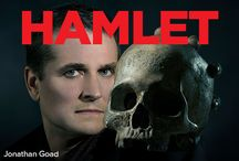 #sfHamlet / A ghostly visitor with a shocking secret, a daughter devastated by loss, a deadly duel – and the most famous question in all of drama. Just some of the reasons why Shakespeare's iconic tragedy will hold you spellbound.  Jonathan Goad as Hamlet Seana McKenna as Gertrude Geraint Wyn Davies as Claudius, The Ghost Tom Rooney as Polonius Mike Shara as Laertes
