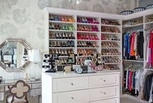 Dream closet, good idea gloset, organization closet