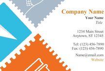 Travel & Tourism Business Card Templates