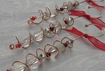 christmas decor / by Painted and Patched