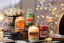 Holiday Party / The weather outside may be frightful, but a festive cocktail is most delightful. We invite you to celebrate winter 2016 in style with our new festive range. This seasons trend brings shimmer and sparkle to enhance the festive mood. Expertly blended, on trend fragrances from classic Christmas red tones to a touch of gold create that Holiday Party.