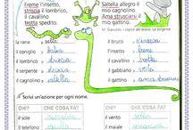 Grammatica/prod. testo