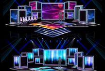 stage design concert