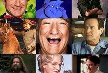 Robin Williams / by Kimberly Hamner