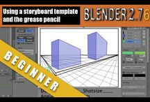 blender grease pencil