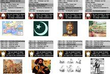 Geschiedenis / Alles voor geschiedenislessen