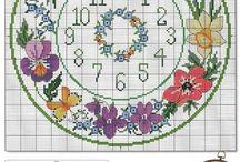 Clocks/Saatler