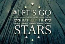 Let´s go rattle the Stars( ToG)