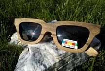 Geraldine Wood Sunglasses 2 / Geraldine Wood Sunglasses