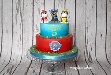 Paw Patrol Cakes