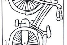Verkeer kleuters / Les- en knutselideeën voor het thema verkeer voor kleuters