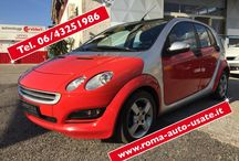 SMART FORFOUR 1.3 PASSION SOFTOUCH € 4'490'00