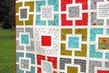 Quilting / patchwork - námety