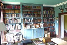 Biblioteche / Contenitori per libri e ambienti per libri