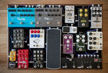 Pedalboard Tetris