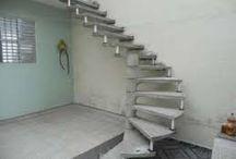 Escadas pré moldada
