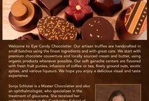{client focus} Eye Candy Chocolatier
