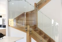 Oracle Homes Staircase