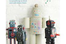 Robots / by Jenny George