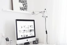 interieur design \\ home office