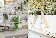 K & C wedding ideas