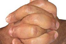Cvičení prsty na rukou