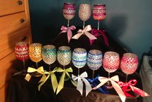 My Crafty Side / Ideas for making DIY crafts to sell / by Monica Gonzalez