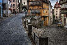 Německo, Rakousko, Švýcarsko