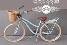 Bicicletas estilizadas