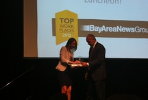 Catch the Wave / NetSuite wins 2012 Top Workplace for the Bay Area award.