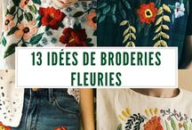 ~ Broderie ~