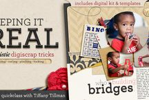 Crafts:  Scrapbooking Digital
