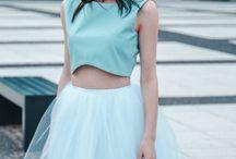 Spódniczki | Skirts / spódniczki z najnowszej kolekcji Mia Design Wiosna/Lato 2014