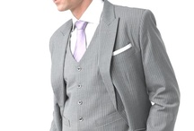 man wedding suit