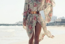 Summer holiday style / Feriefin