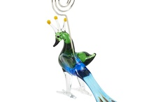 Glass animals / Cute little animals  / by Alicia Schoenbeck